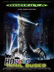 Godzilla 1998 in HD Tamil Dubbed FUll MOvie
