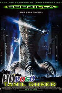 Godzilla 1998 in HD Tamil Dubbed Full Movie