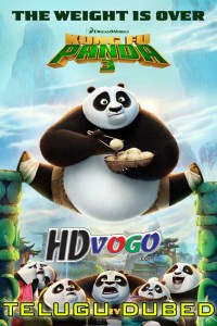 Kung Fu Panda 3 2016 in HD Telugu Dubbed Full Movie