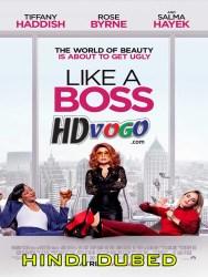 Like a Boss 2020 in hd hindi dubbed full movie