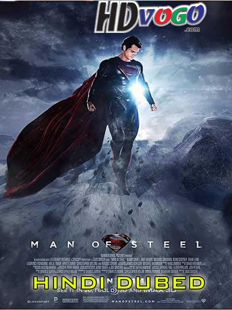 Man of Steel 2013 in HD Hindi Dubbed Full Movie Online
