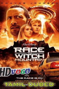 Race to Witch Mountain 2009 in HD Tamil Dubbed Full Movie