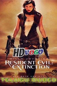 Resident Evil Extinction 2007 in HD Telugu Dubbed Full Movie