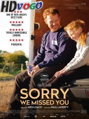 Sorry We Missed You 2019 in HD English Full Movie
