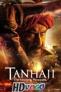 Tanhaji The Unsung Warrior 2020 Hindi