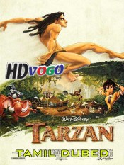 Tarzan 1999 in HD Tamil Dubbed Full Movie