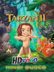 Tarzan 2 The Legend Begins 2005 in HD Hindi Dubbed Full Movie