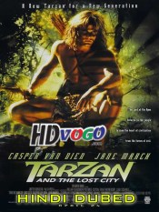Tarzan And The Lost City 1998 in HD Hindi Dubbed Full Movie