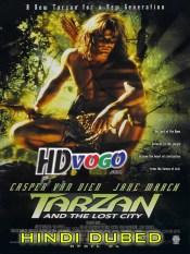 Tarzan And The Lost City 1998 in HD Hindi Dubbed Full Movie