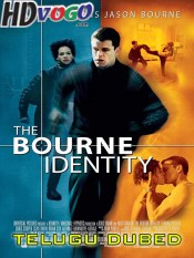 The Bourne Identity 1 2002 in HD Telugu Dubbed Full Movie