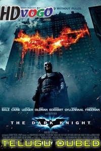 The Dark Knight 2008 in HD Telugu Dubbed Full Movie