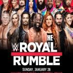 WWE Royal Rumble 2020 26 January in HD Full Show