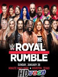 WWE Royal Rumble 2020 watch online Free Full Show