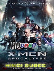 X Men Apocalypse 2016 in HD Hindi Dubbed Full Movie