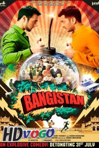 Bangistan 2015 in HD Hindi Full Movi