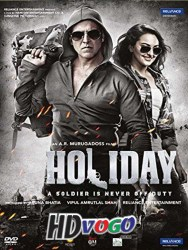 Holiday 2014 in HD Hindi Full Movie
