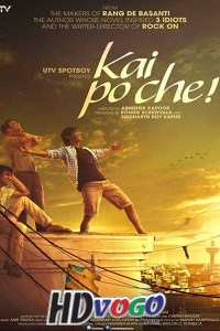 Kai Po Che 2013 in HD Hindi Full Movie