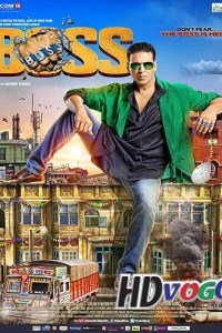 Boss 2013 in HD Hindi Full Movie
