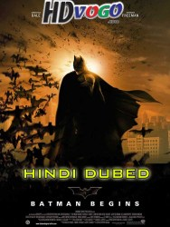 Batman Begins 2005 in HD Hindi Dubbed Full Movie