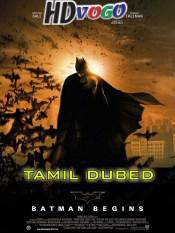 Batman Begins 2005 in HD Tamil Dubbed Full Movie