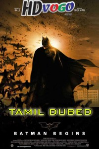 Batman Begins 2005 in HD Tamil Dubbed Full Movie
