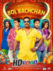 Bol Bachchan 2012 in HD Hindi Full Movie