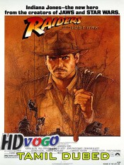 Indiana Jones 1981 in HD Tamil Dubbed Full Movie