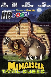 Madagascar 2005 in HD Tamil Dubbed Full Movie