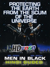 Men in Black 1997 in HD Hindi Dubbed Full Movie