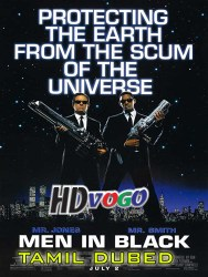Men in Black 1997 in HD Tamil Dubbed Full Movie