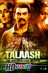 Talaash 2012 in HD Hindi Full Movie