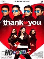 Thank You 2011 in HD Hindi Full MOvie