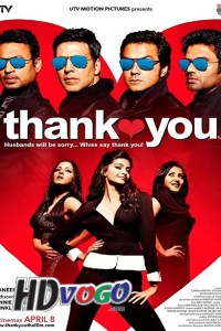 Thank You 2011 in HD Hindi Full Movie