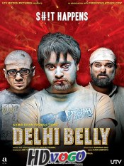 Delhi Belly 2011 in HD Hindi Full Movie