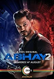 Abhay 2 (2020) Hindi Season 2 Complete HD Zee5