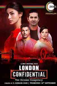 London Confidental (2020) Hindi Zee5 Movie