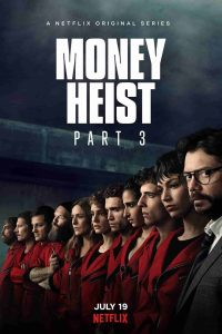 Money Heist (2021) NF S03 Complete Hindi Dubbed
