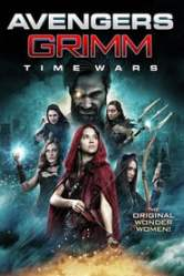 Avengers Grimm: Time Wars (2018) Hindi Dubbed