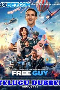 Free Guy 2021 Telugu Dubbed Full Movie