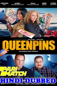 Queenpins 2021 Hindi Dubbed Full Movie