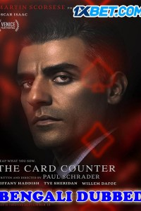 The Card Counter 2021 Bengali Dubbed