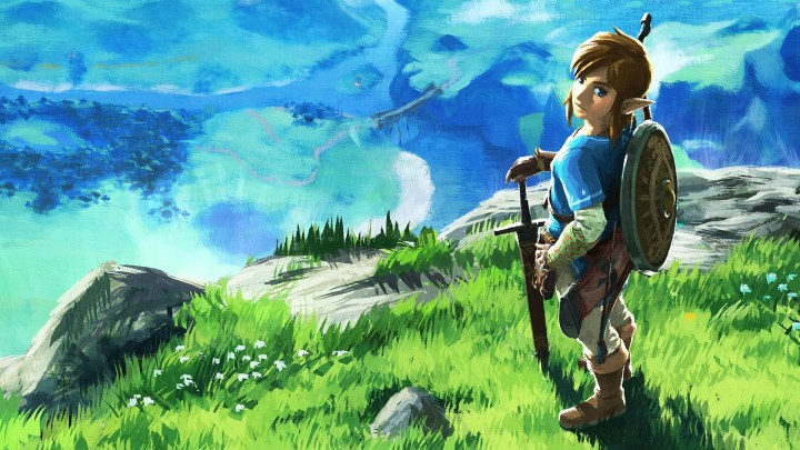 The Legend Of Zelda Breath Wild Wallpaper Hd Wallpapergood Co