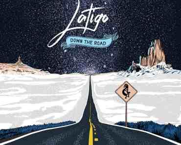 Latigo – Down the Road – Album Artwork
