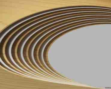 Wood & White Shapes 8