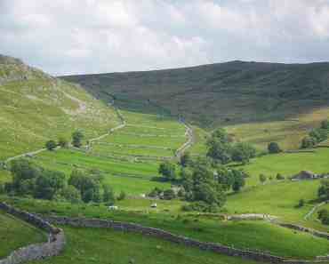 Drystone Valley