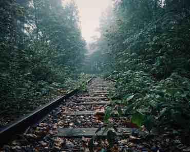 Abandon railwail