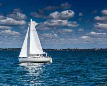 Arcachon at summer time – France