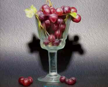 Cup of GRAPES