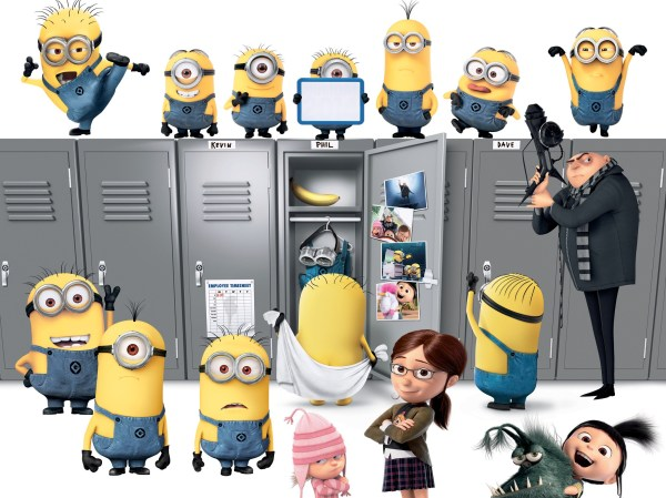 2013 Despicable Me 2 Wallpapers | HD Wallpapers | ID #12549