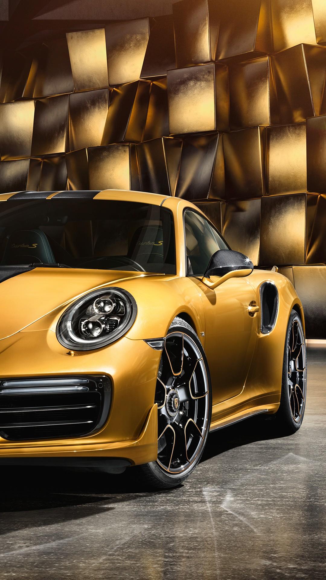2017 Porsche 911 Turbo S Exclusive Series Wallpapers HD